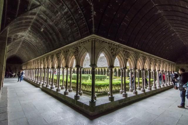 Zona central alto de la Abadía