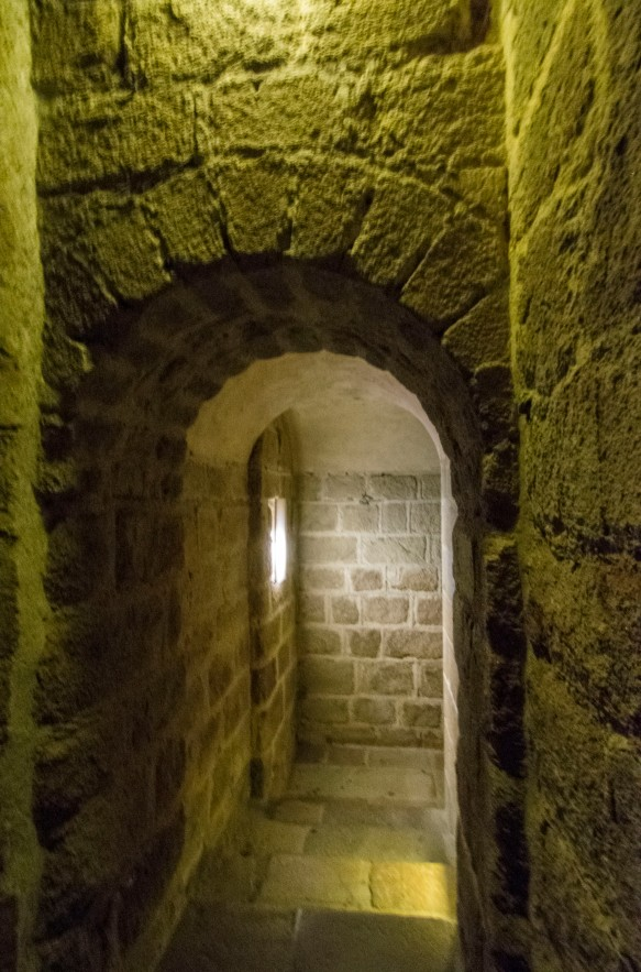 Pasillos de la Abadía