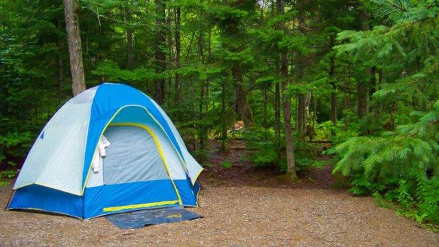 Zona de Camping Mauricie