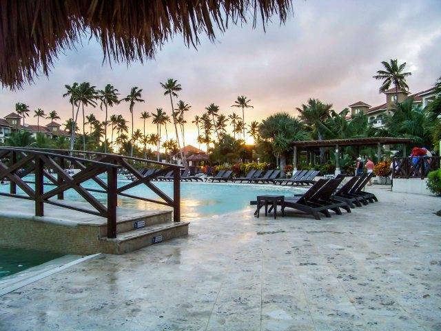 atardecer tranquilo República Dominicana