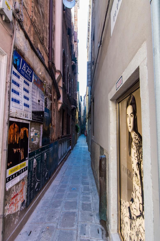Caminos de Venecia